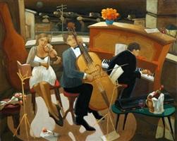 trio de cordas (cords trio) by waldomiro sant'anna