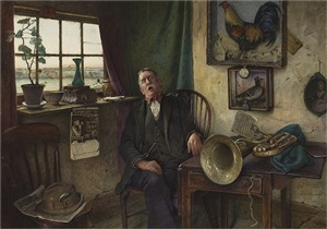 much noise, little music by charles spencelayh