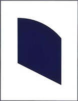 purple by ellsworth kelly
