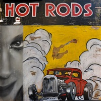 hot rod by greg miller