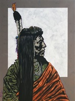 jack tendoy - shoshone by nocona burgess