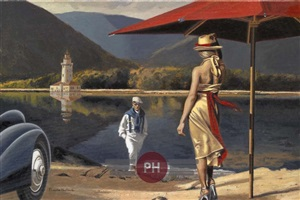 just the two of us by peregrine heathcote
