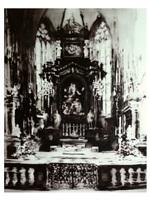 interieur, kirche by florian süssmayr