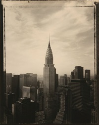 chrysler building, new york by tom baril