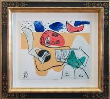untitled by le corbusier