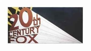 20th century fox by vik muniz