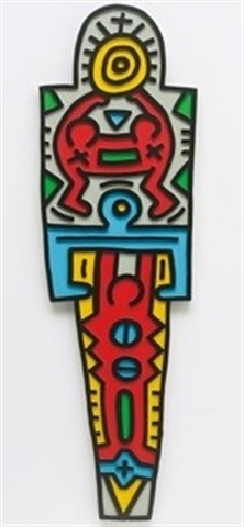 totem by keith haring