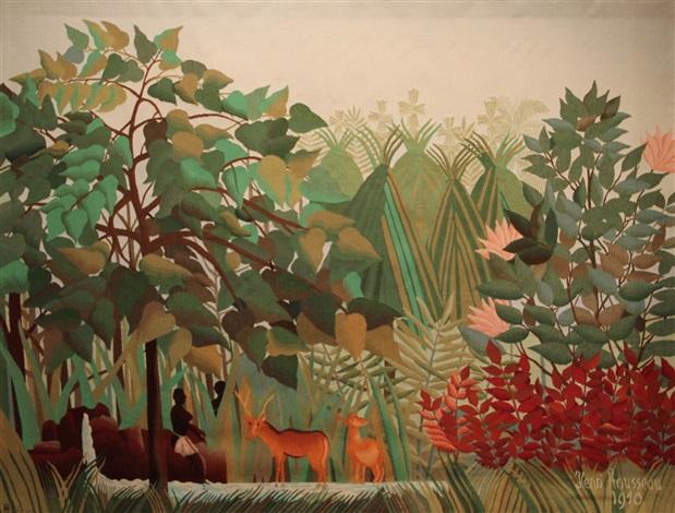 Henri Rousseau | artnet