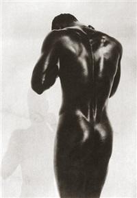 a.e. sudan (male nude) by george hoyningen-huene