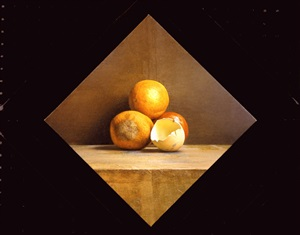 coquille de fruits by istvan sandorfi