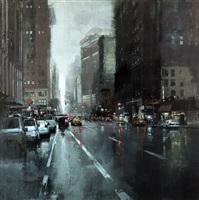 ny rain by jeremy mann