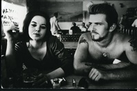 biker couple by dennis hopper