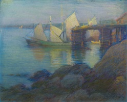boats by william partridge burpee