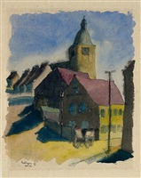 mellingen by carl grossberg