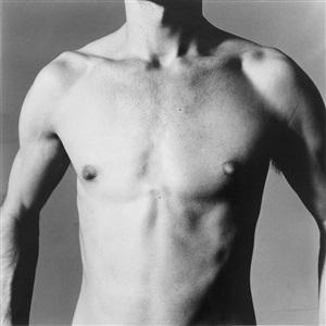 torso by peter hujar