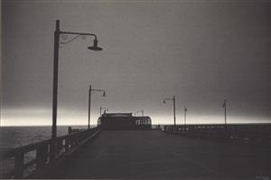 pier, new york by ilse bing