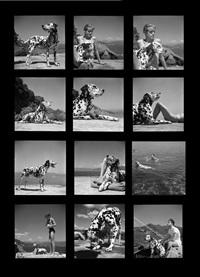 italy. liguria. portofino. 1936. by herbert list
