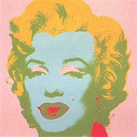 marilyn monroe fs#28 by andy warhol