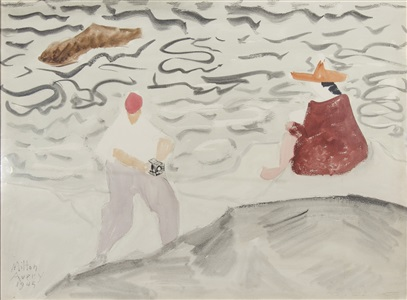 summer group show by milton avery