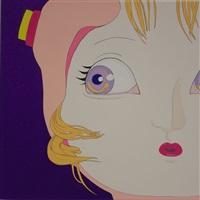 candy girls s-36 by yoshitaka amano