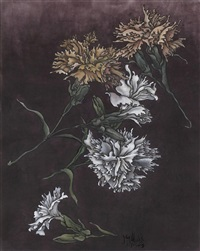 these are still flowers 1913-2013 no. 1 by yang jiechang