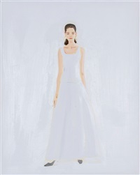 the wedding dress by alex katz