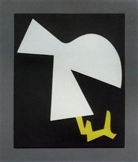 olympia (relief) by jean/hans arp