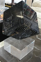 moire wave by victor vasarely