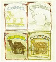 camel quartet by larry rivers