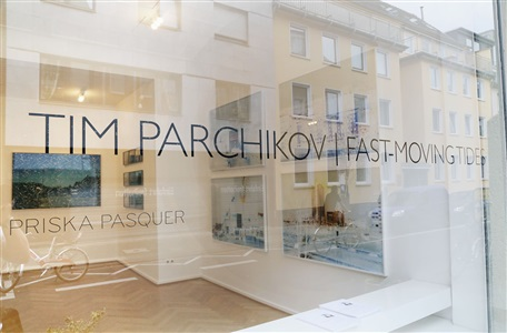 installation view | priska pasquer by tim parchikov