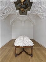 the unicorn horn in the white circle by james lee byars