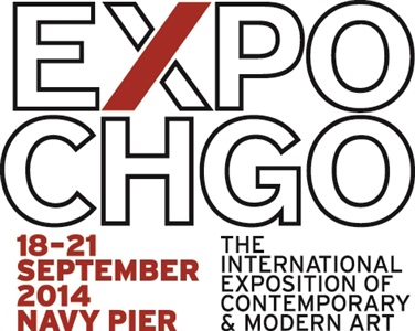 expo chicago, the international exposition of contemporary modern art by roy lichtenstein