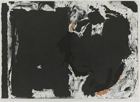 lament for lorca by robert motherwell