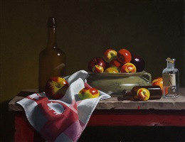 heirloom apples by claudia seymour