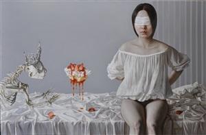 show-white queen by zhang yu