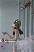 frightened bird by zhang yu