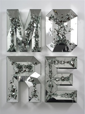more (shattered pour) by doug aitken