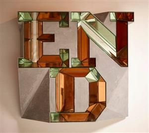 end (mirror) by doug aitken