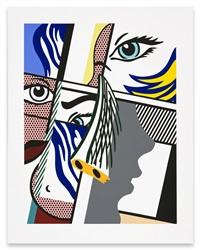 modern art ii by roy lichtenstein