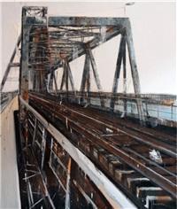 long bien bridge #7 by le quy tong