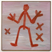 standart remember by a.r. penck