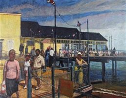 southwold pier ra by william bowyer