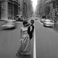 untitled (street) by jerry schatzberg