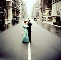 nyc in color by jerry schatzberg