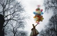 central park balloons by jerry schatzberg