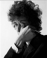 bob dylan, thumb and eye by jerry schatzberg