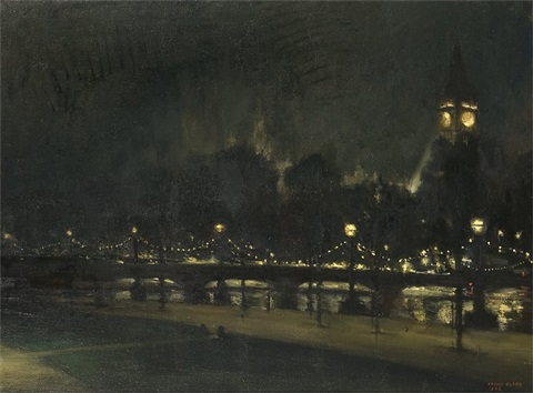 westminster nocturne by john cosmo clark