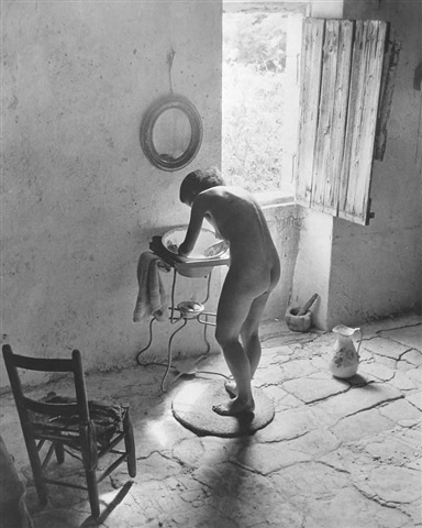 nu provencal by willy ronis