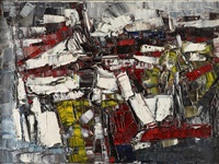 festival by jean paul riopelle