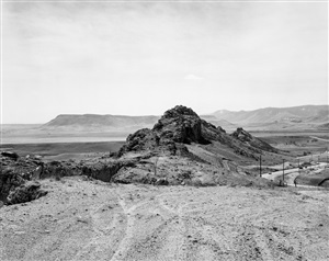 south of the rocky flats nuclear weapons plant. jefferson county, colorado by robert adams